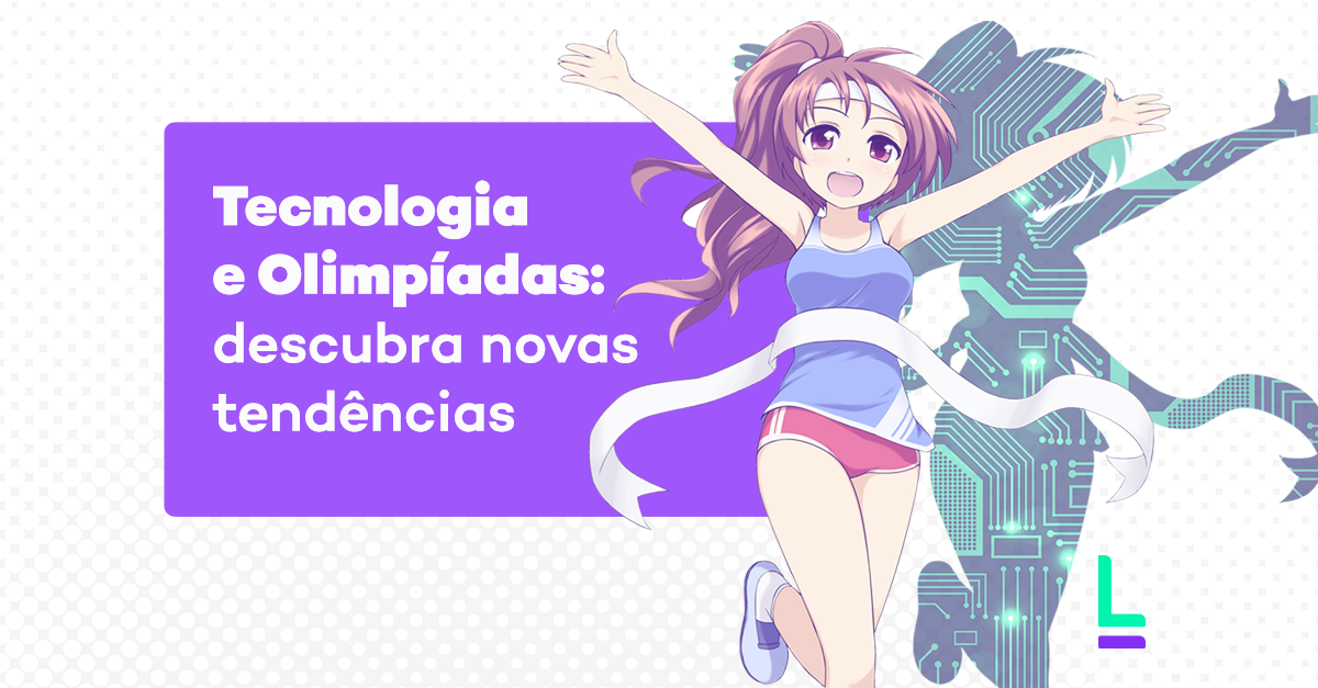 Olimpíadas de toquio inovação tecnológica