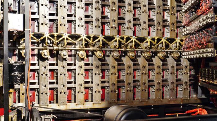Computadores quanticos máquina de turing roldanas, alavancas, computador analógico. Primeiro computador